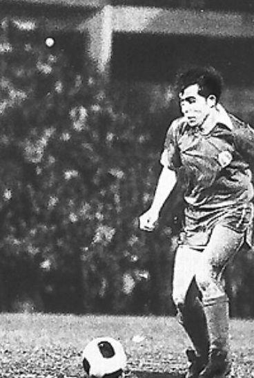 Bochini , Independiente 1975