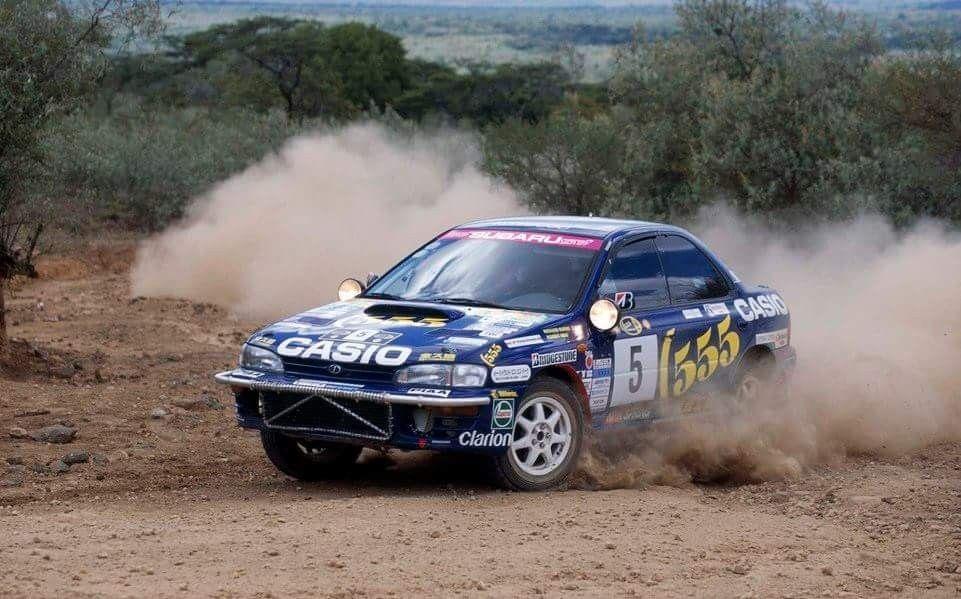 Subaru Impreza WRX (Gr.N) (Subaru Rally Team Japan