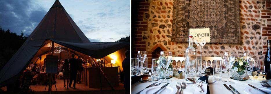 Chaucer Barn - North Norfolk   Barn wedding, Luxury ...