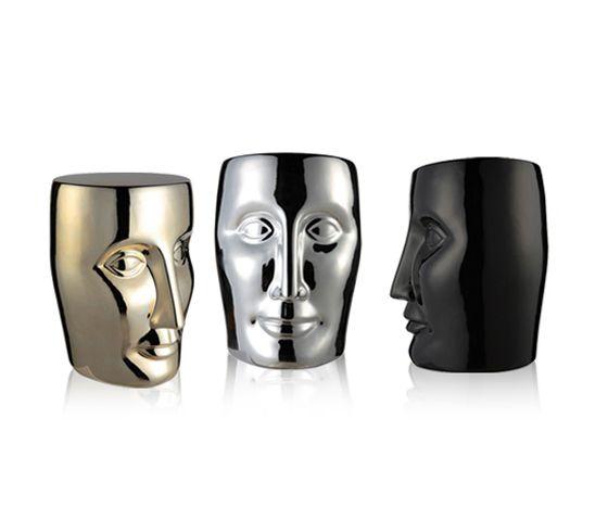 Xo Design Bonze Stool 2009 Philippe Starck Han