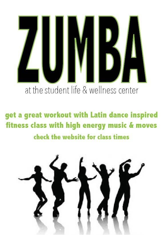 Come join the Zumba Classes at Utah Valley Universities