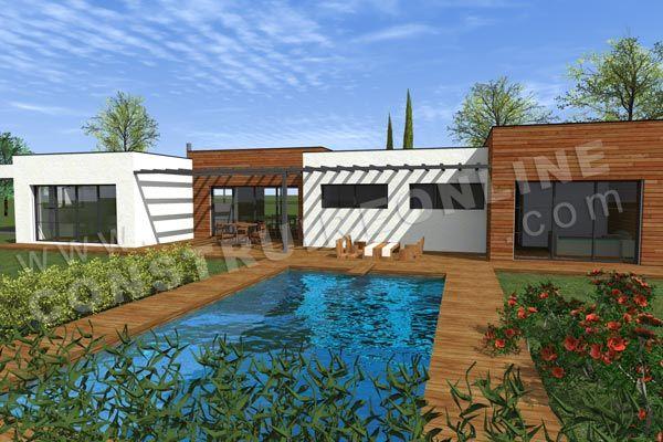 Plan de maison Austin - ForumConstruire Aus Pinterest