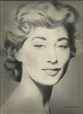 Photo of 50'S ANDY WARHOL Illustrated Beauty Ad …