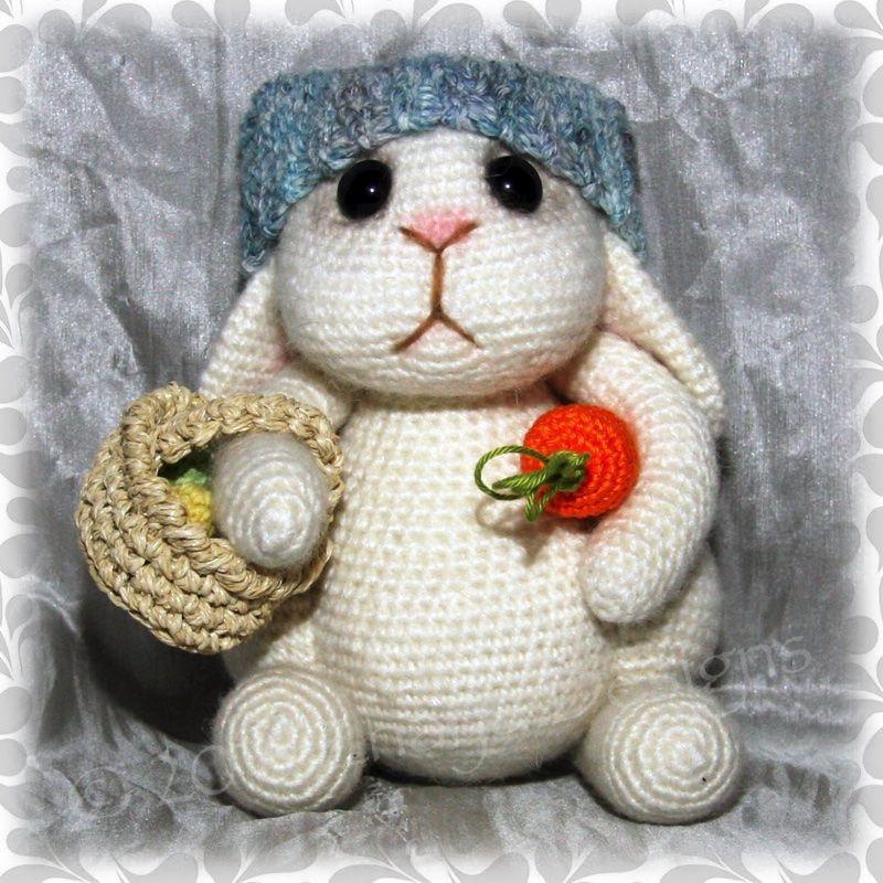 Mümmelmann | Amigurumi a háčkované hračky | Pinterest | Ostern ...