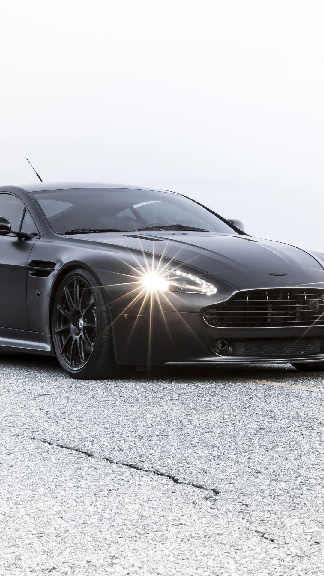 Aston Martin Vantage Black Bump Iphone 6 Plus Wallpaper Iphone