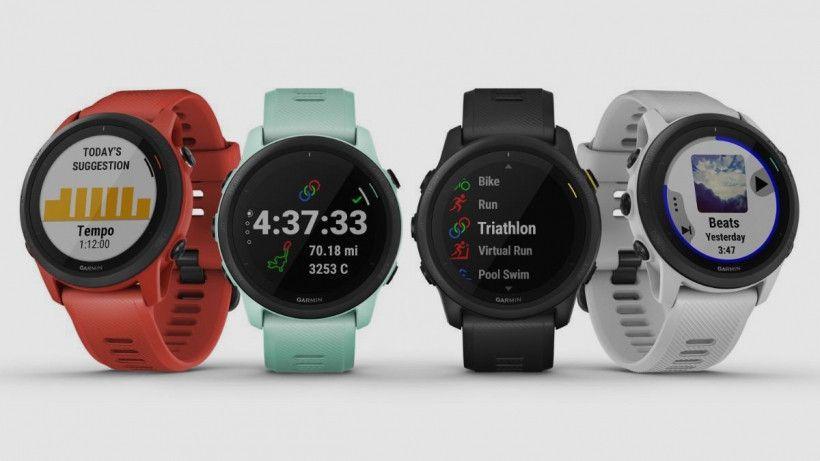 Garmin Forerunner 745 Brings Big Data For Triathlon Nuts In 2020 Garmin Forerunner Garmin Fitness Watch