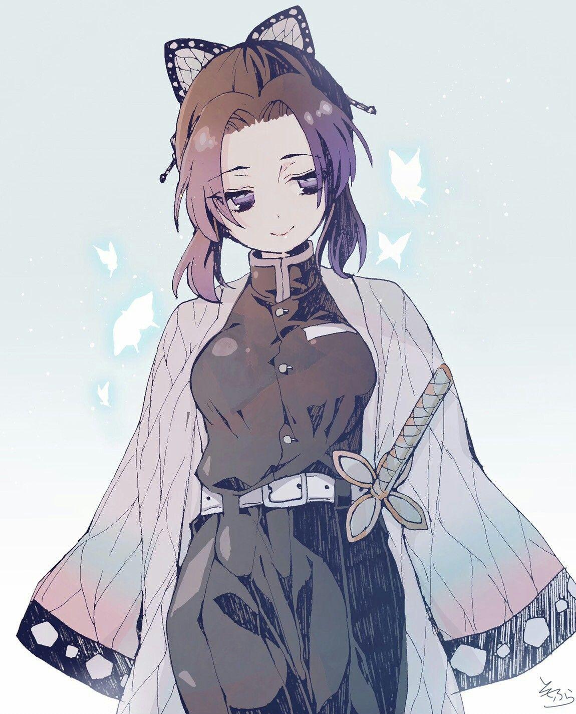 胡蝶しのぶアイコン