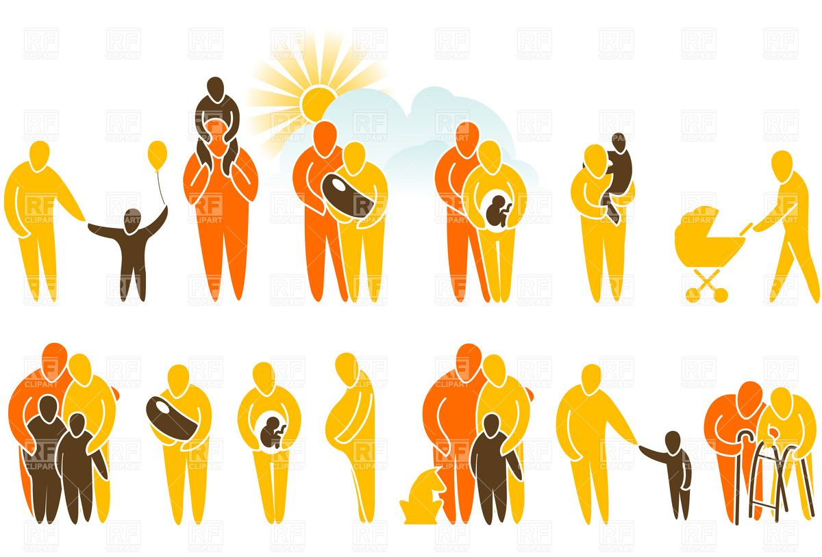 Extended Family Clipart Family Clipart Clip Art Relationship