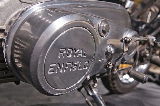 Royal Enfield V Twin Bulldog Royal Enfield Cafe Racer Royal