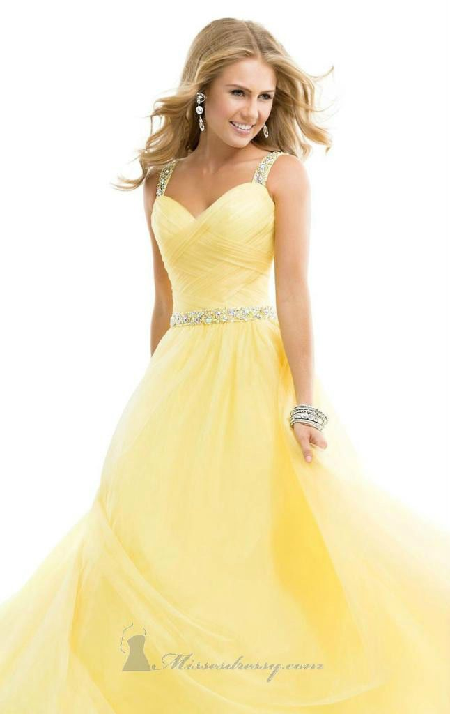 Hot New Long Chiffon Pageant Evening Formal Party Wedding Prom Dress ...