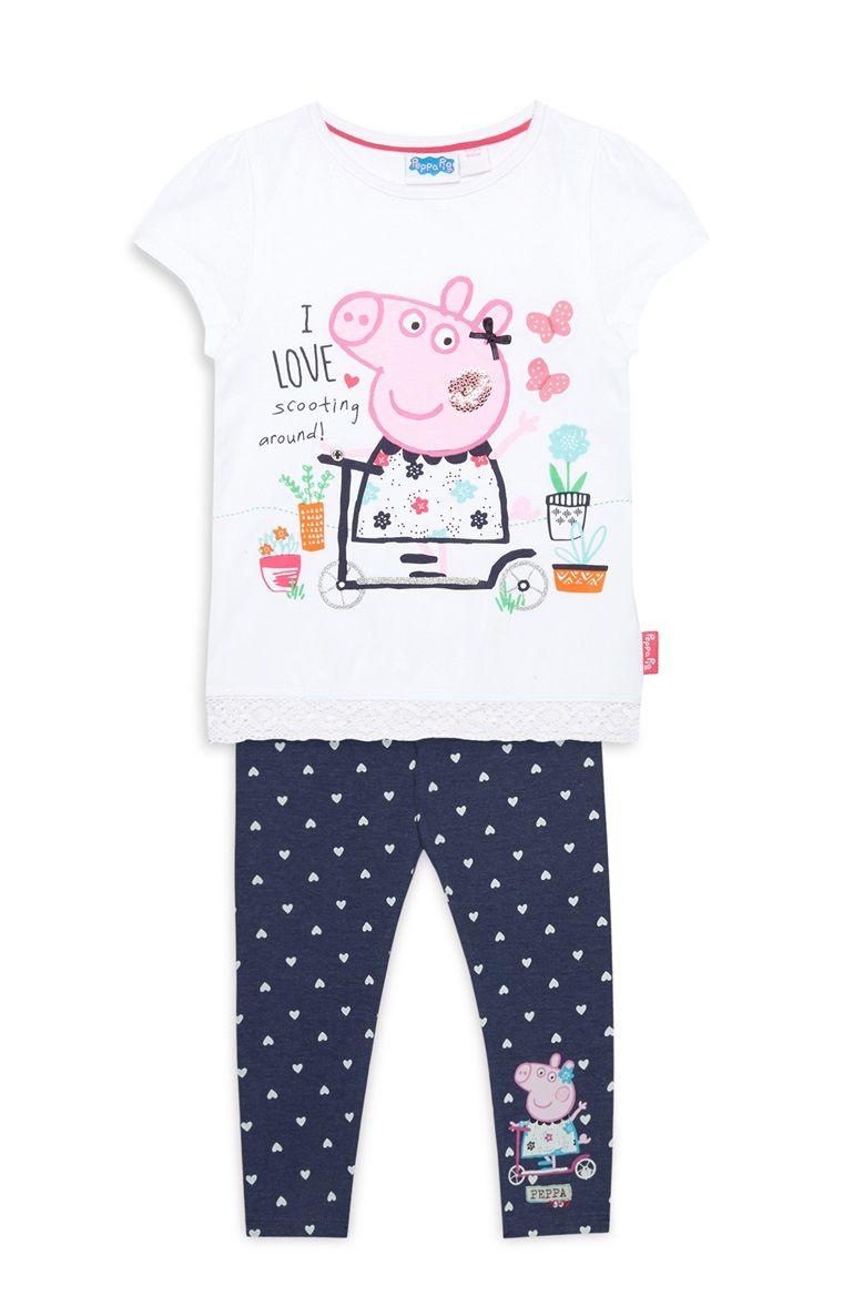 152a226e6b9a4 Primark - Peppa Pig Outfit | kacee | Peppa pig outfit, Peppa pig ...