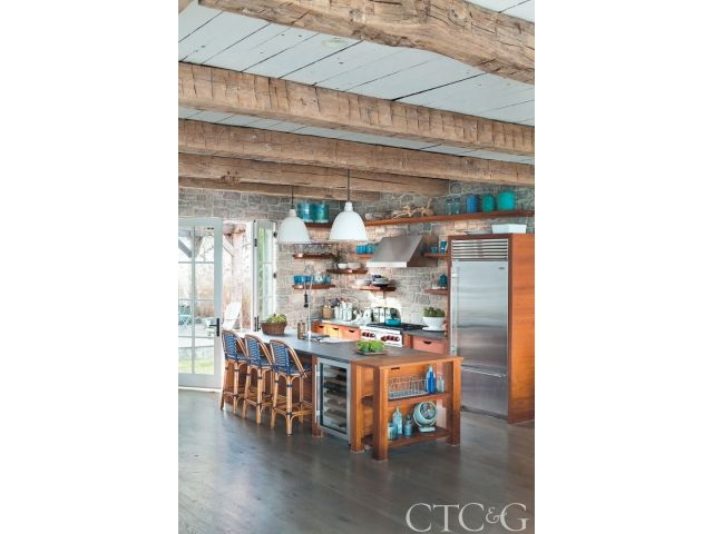 The Most Memorable Kitchens from the Pages of CTC&G - Connecticut Cottages & Gardens - January 2016 - Connecticut