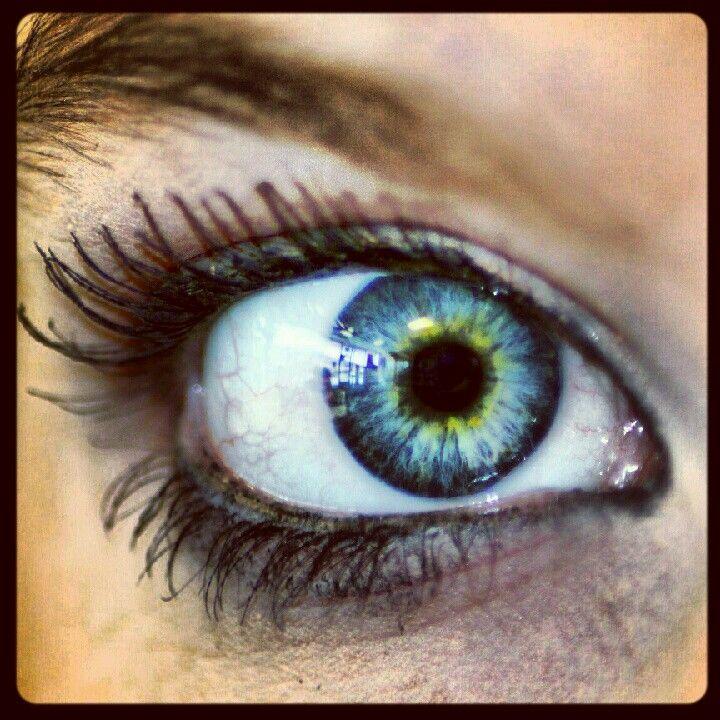 My eye!