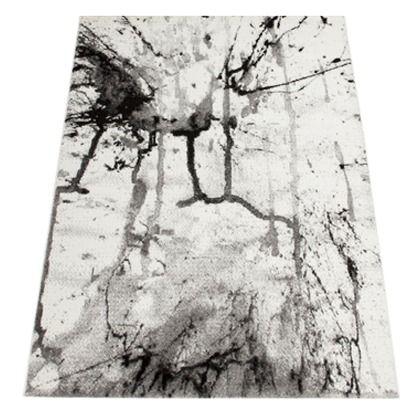 Teppich mit kreativem Design 44,95€ ♥ Hier kaufen: http://www.stylefru.it/s71330 #Teppich #Design #Schwarz #Weiss
