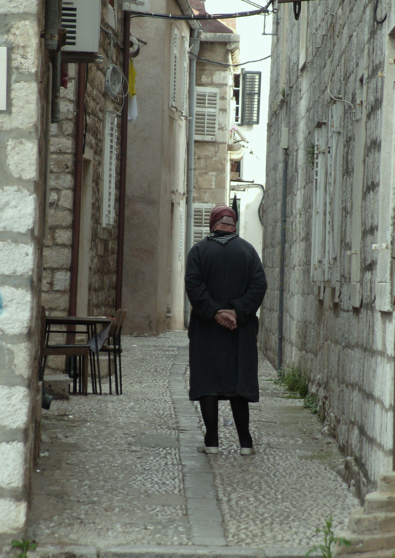 Dubrovnik, Croatia. -sorting memories-