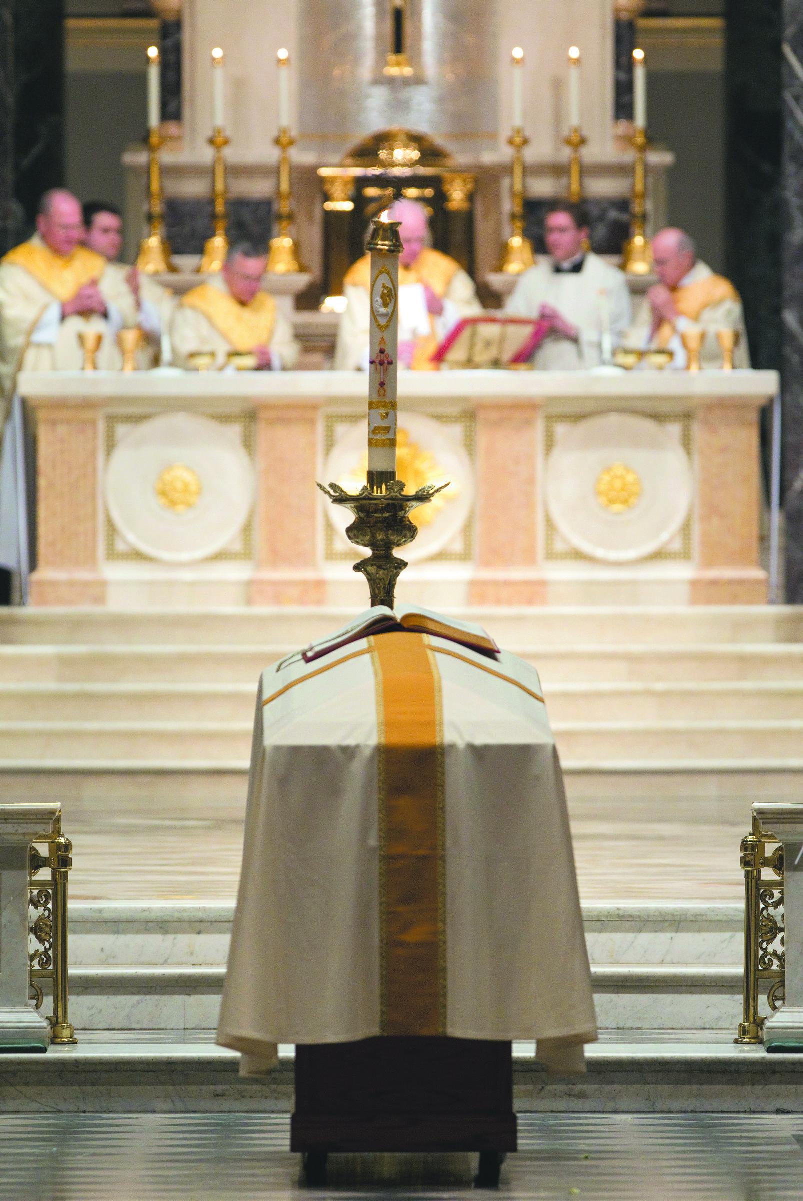 A Catholic funeral planning checklist  catholicsentinel org