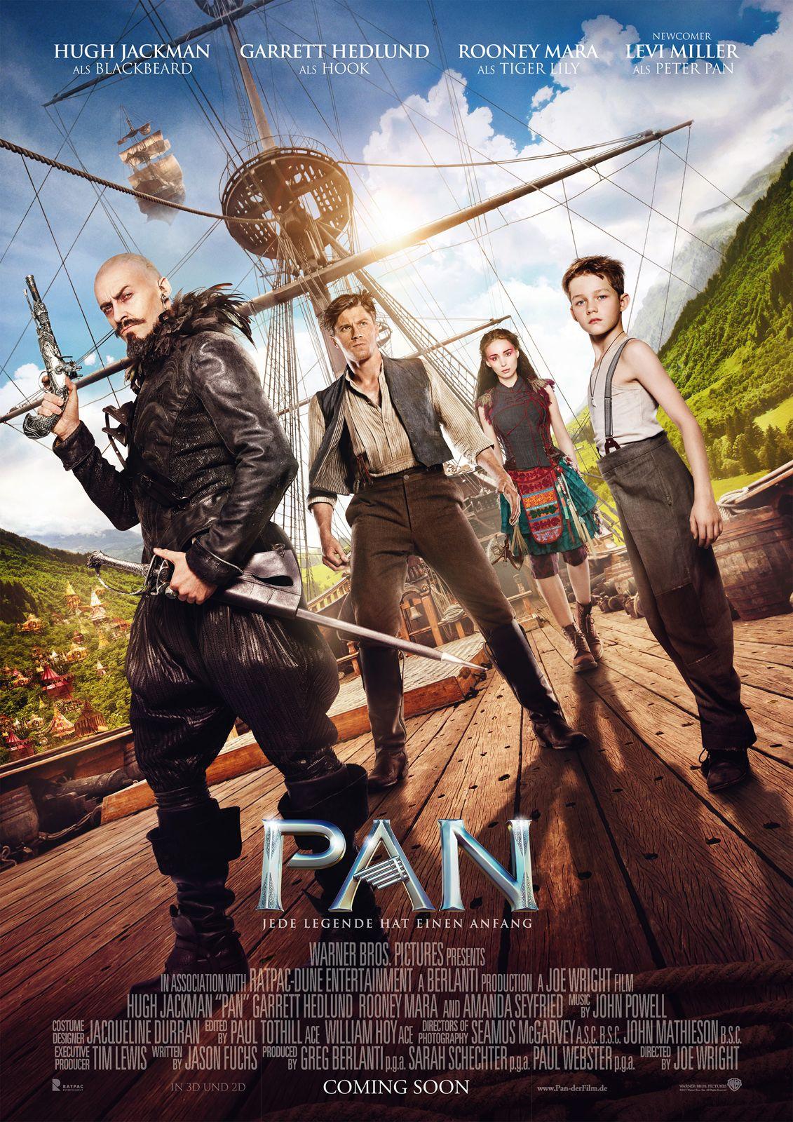 Gostei Peter Pan Film Filme Filme Deutsch