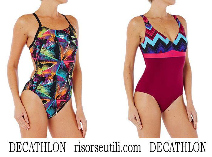 16eba28249c95 Swimsuits Decathlon 2018 new arrivals swimwear for women accessories ...