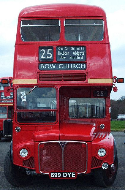Preserved Rm1699 Cobham April 2009 By Ledlon89 Via Flickr London Bus London Transport Cars Uk