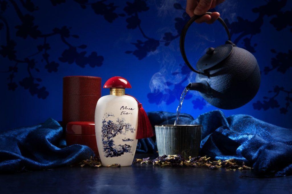 The Merchant of Venice - Blue Tea   Neos1911   Bouquet ...