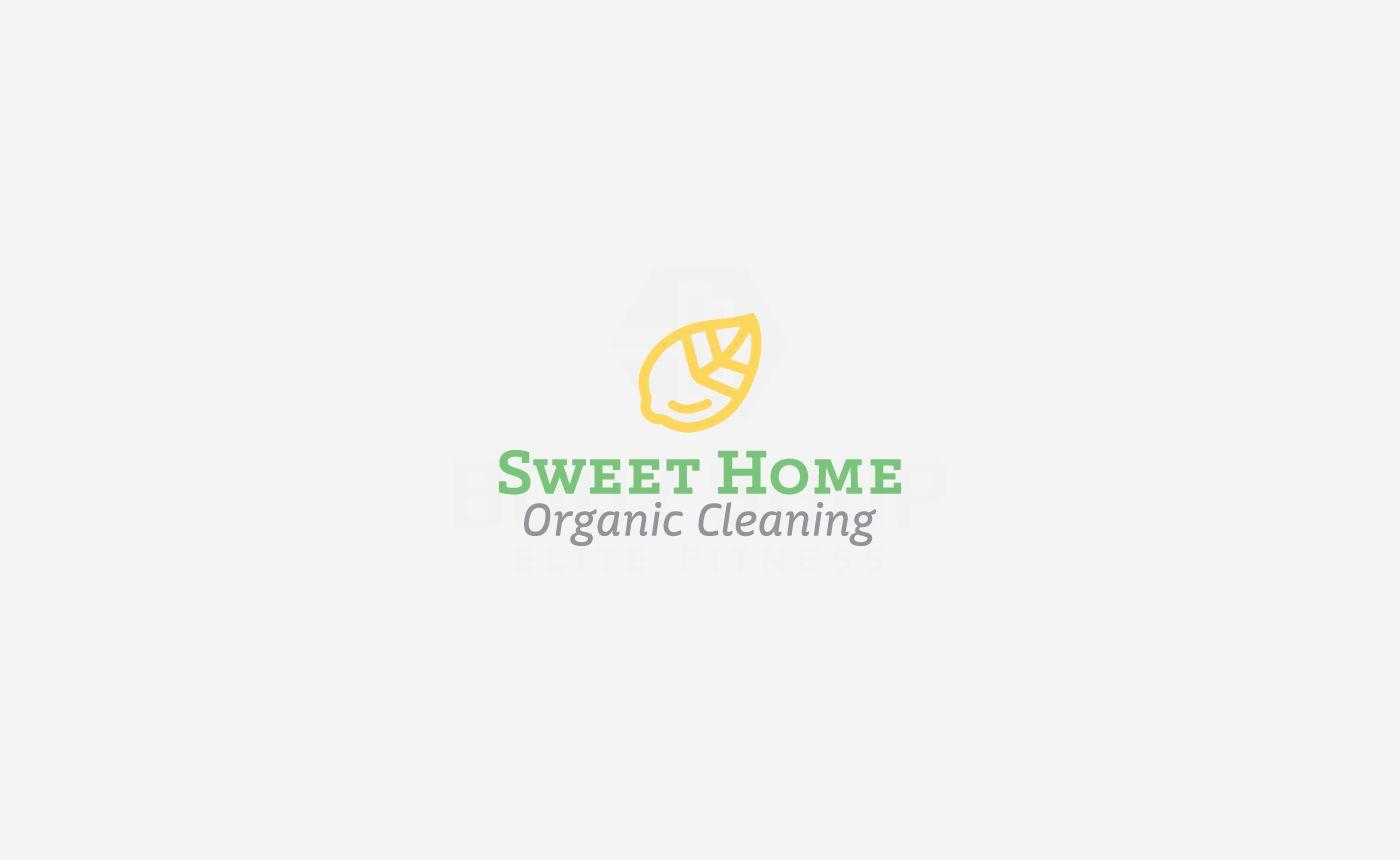 Sweet Home Organic Logo Design | Logos | Pinterest | Organic logo ...