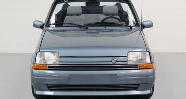 1990 renault 5 super 5 gts cabriolet by ebs cars from renault alpine pinterest car. Black Bedroom Furniture Sets. Home Design Ideas