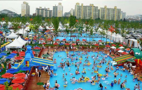 Water Park Pools