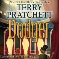 Encore Dodger Terry Pratchett Audio Books Terry Pratchett Audiobooks