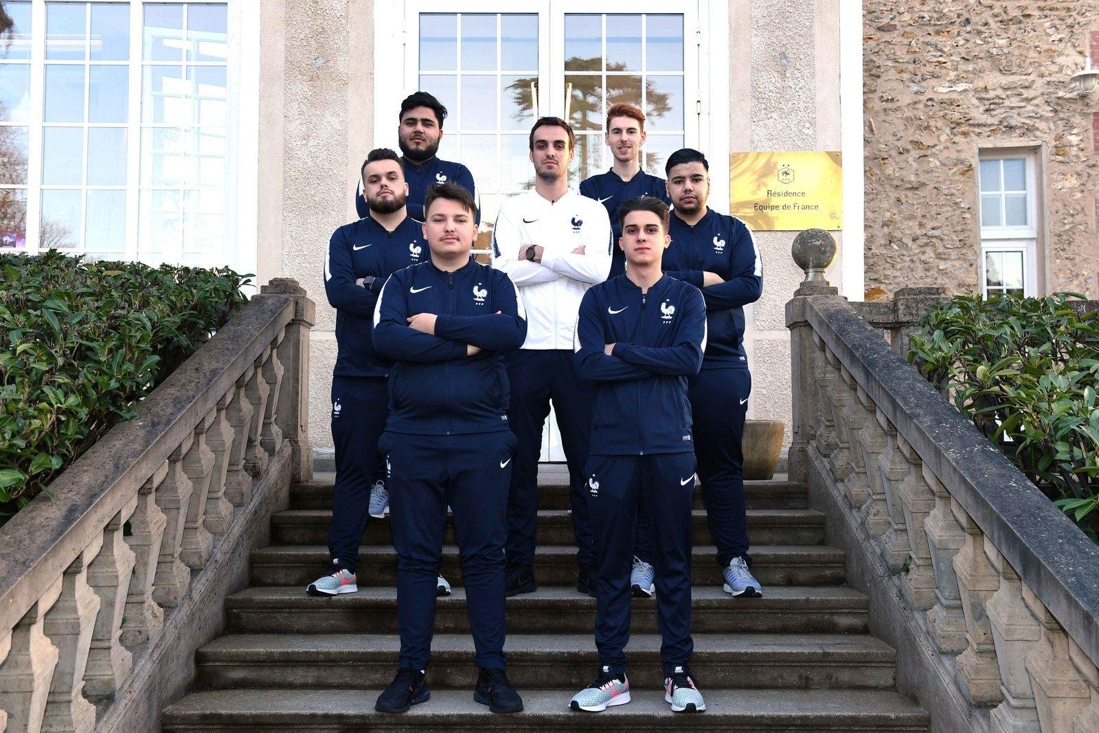 SPORT GAMING FFF FIFA Equipe de France de