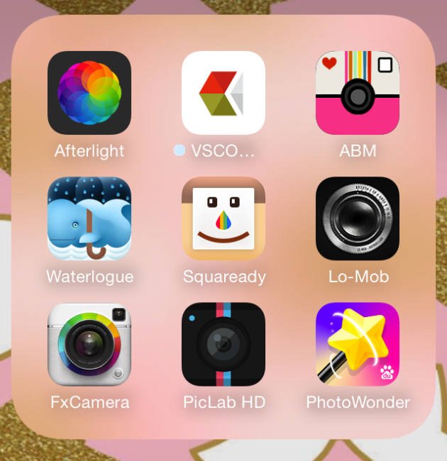 favorite photo editing apps for college students