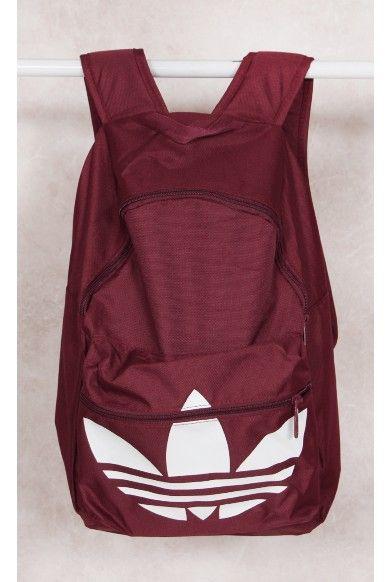 739514ac668c Mochila Adidas BP Classic Trefoil Burgundy Fashion Closet - fashioncloset   fashioncloset  adidas  rihnna  puma