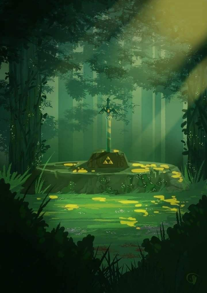 Pin by Diana Tran on The Legend of Zelda Zelda art