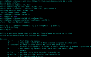 Anfd Application Networking Firewall Daemon Is A Building Block