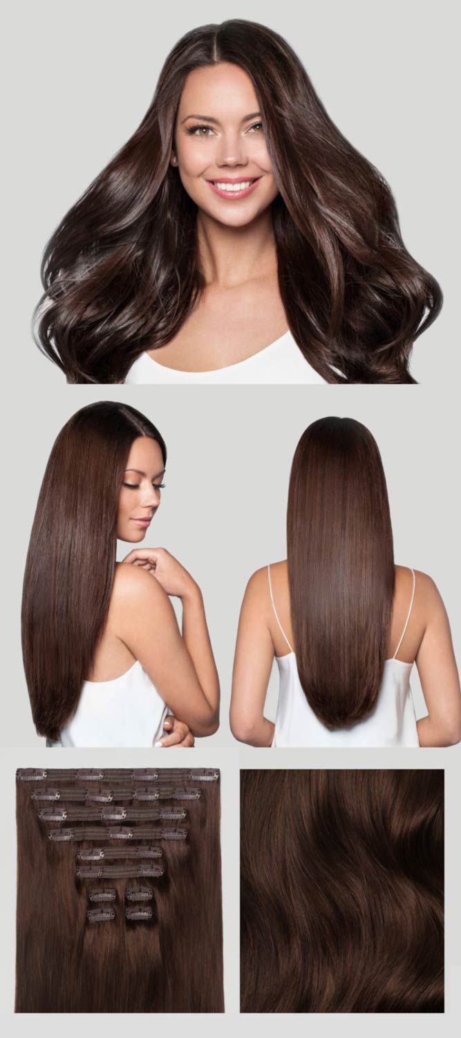 How To Care For Hair Extensions Hair Extensions Extensions And Wig