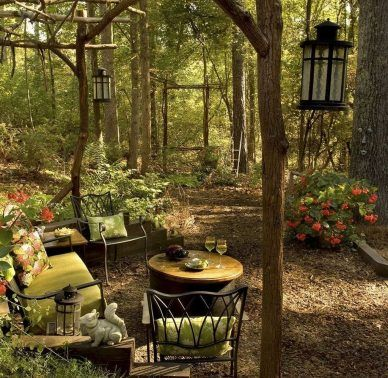 Photo of 49 Wunderschöne Gartenterrasse als Deko – Diy und Deko