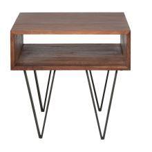 WYATT 45x45cm side table