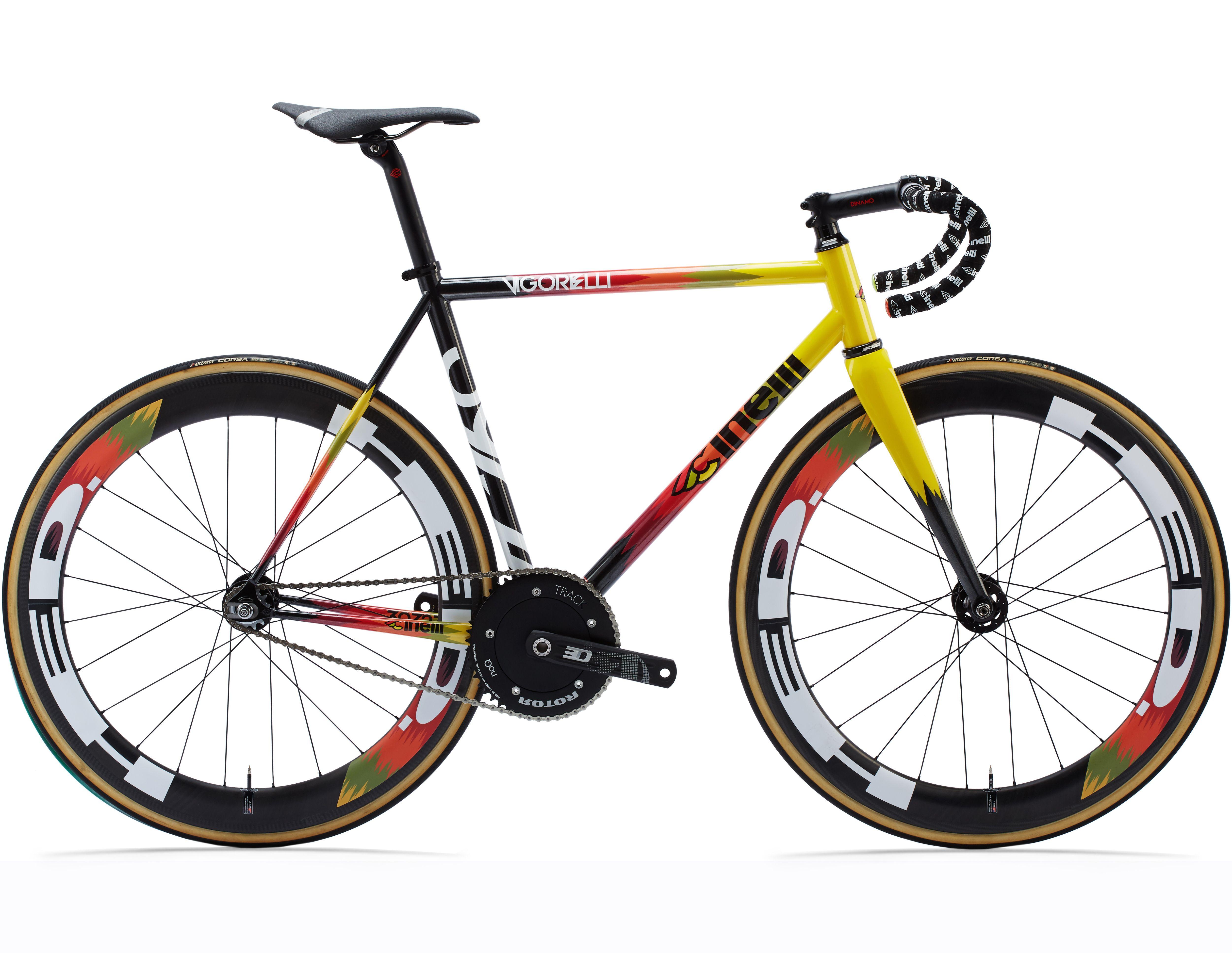 Cinelli Vigorelli HED Rotor | Track Bikes | Pinterest