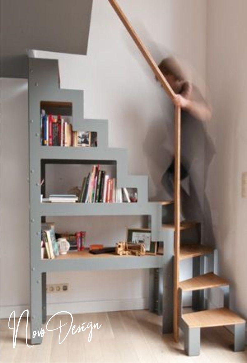 Escalera Espacios Reducidos Escaleras En Espacios Reducidos Escaleras Para Casas Pequenas Diseno De Escaleras Interiores