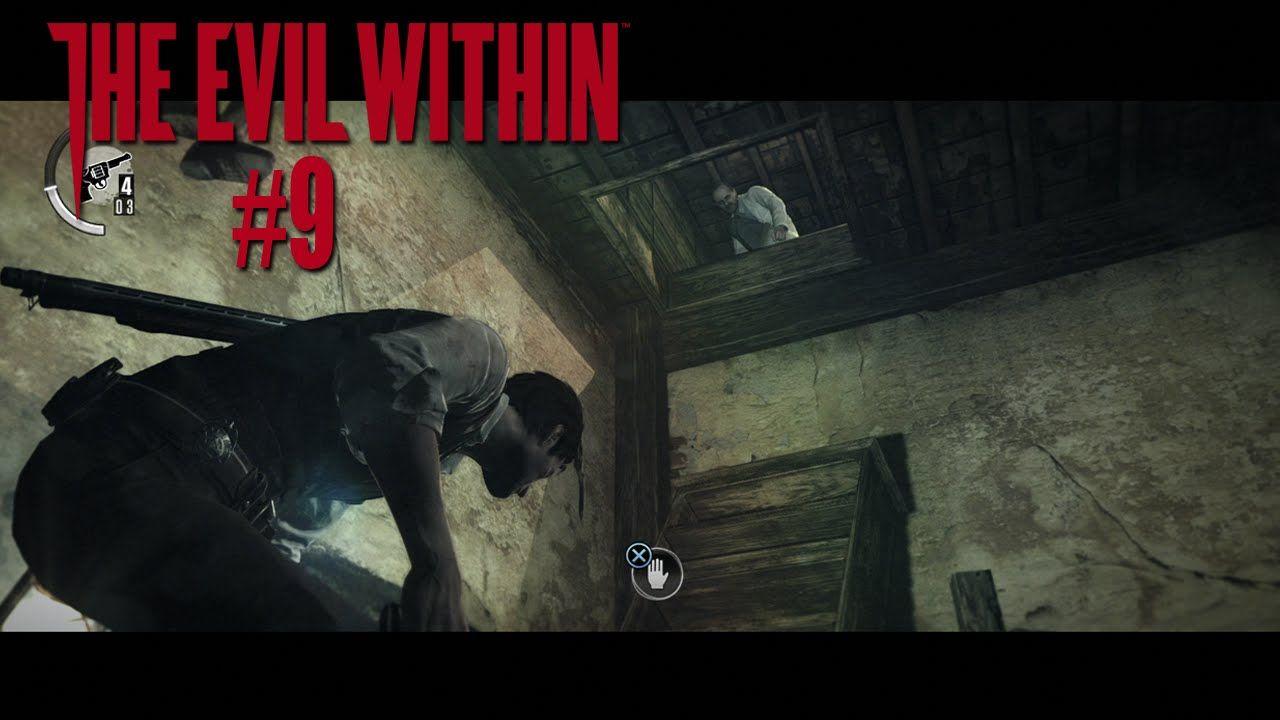 The Evil Within [PS4] #9 - Wiedersehen mit dem Doktor