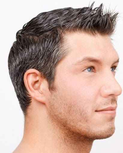 Popular Hairstyles For Men Brilliant Hairstyles For Menshort Hair Styleshairstylesshort Hairstyles
