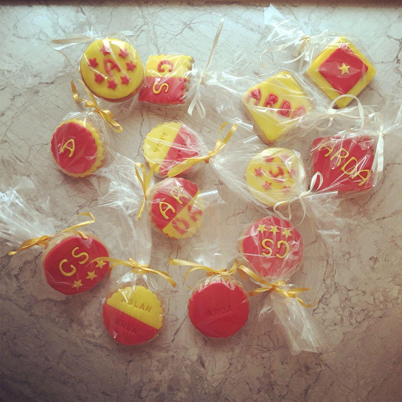 Butik kurabiye Galatasaray