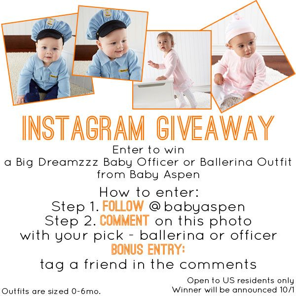 how to pick a winner for instagram giveaway pick your prize in this week s instagram giveaway baby 4991