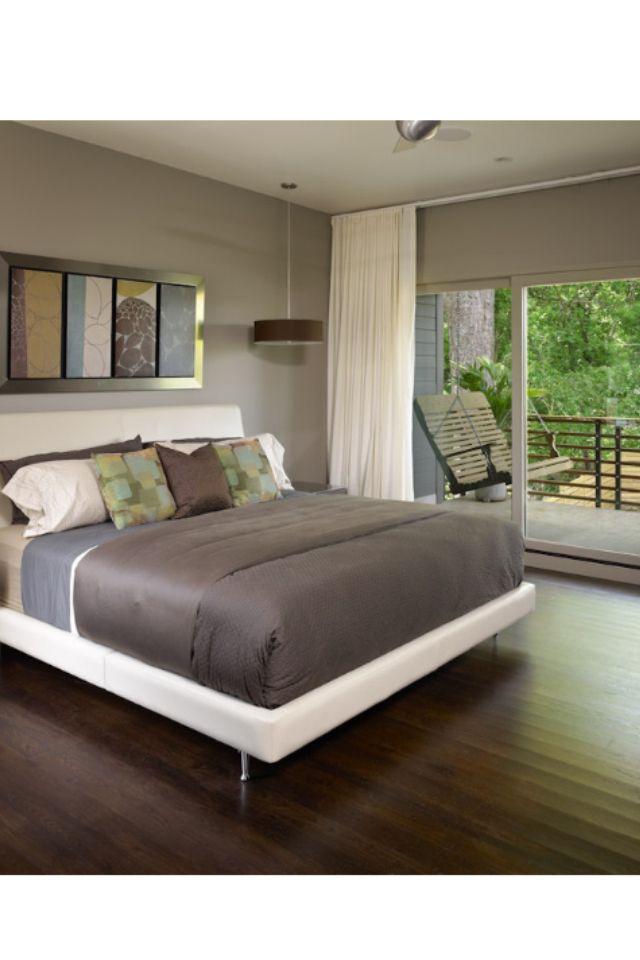 Recamara Con Terraza Disenos De Dormitorios Diseno Dormitorio Principal Dormitorio Contemporaneo