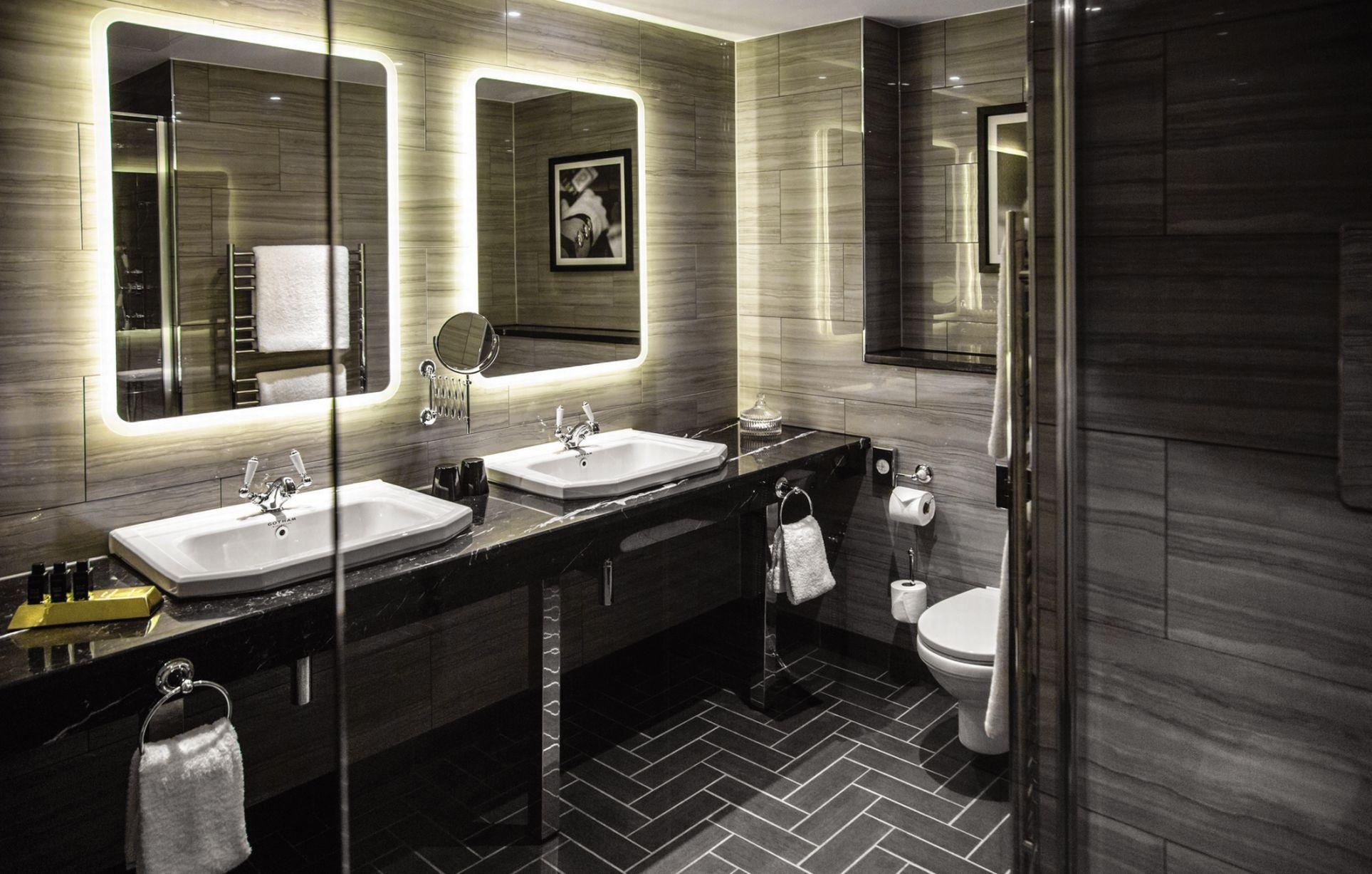 Bathroom Boutique Floor Tiles