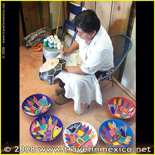 Artesanías Hechas a Mano en Zihuatanejo Guerrero