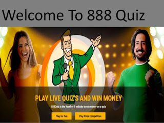 Take a quiz and win money