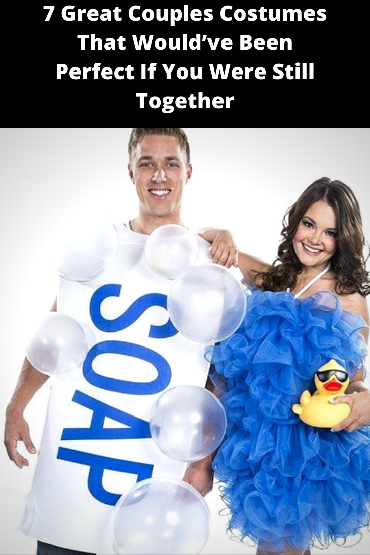 Halloween is almost here, which means it's time for you and your man to finalize your adorable couples costumes!  #Internet #viral #trending #funny #hilarious #humor #omg #bizarre #weird #wtf