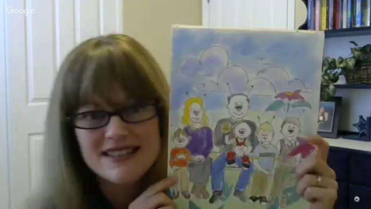 Lassoed by Marriage video call with Rebecca Jepson (week 5)