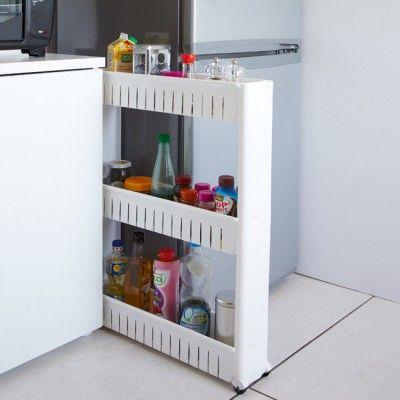 resserre de cuisine troite cuisine troite roulette et. Black Bedroom Furniture Sets. Home Design Ideas