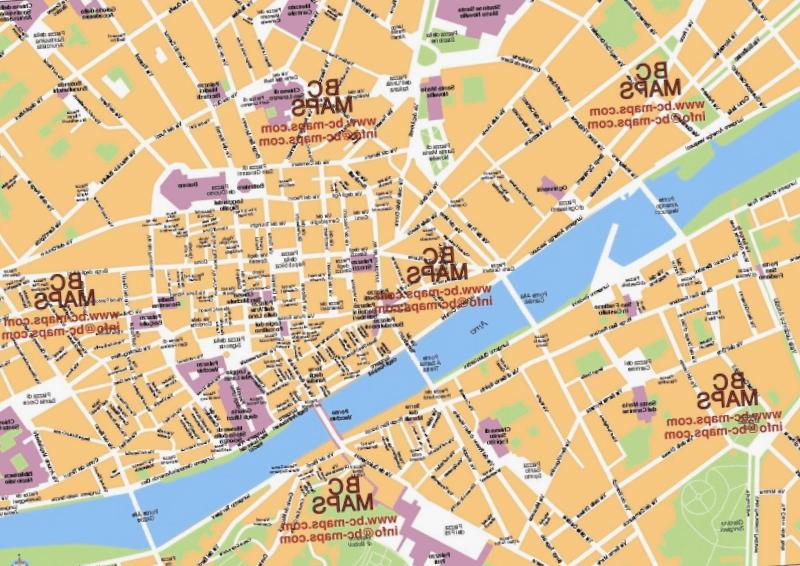 Mapa Turistico De Florencia.Mapa Turistico De Florencia La Mejor Guia De Viaje En 2019